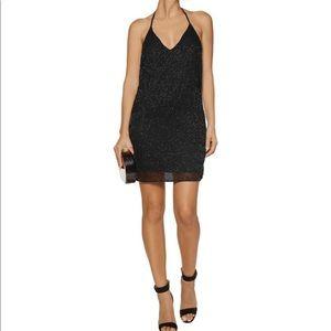 🆕 Walter Baker- Kora Black Beaded Mini Dress